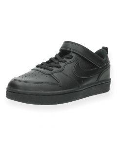 Zwarte sneakers C. Borough