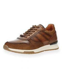 Cognac sneakers Oyama