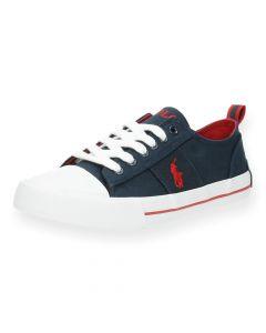 Blauwe sneakers Davy
