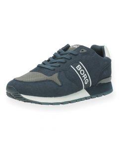 Donkerblauwe sneakers PRF