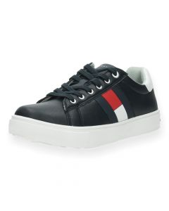 Blauwe sneakers Low Cut