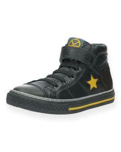 Grijze sneakers Dries 3