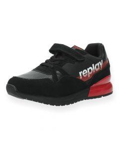 Zwarte sneakers Swat