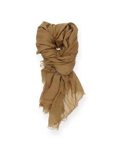 Cognac sjaal