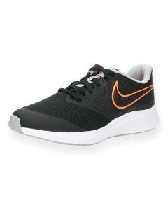 Zwarte sneakers Star Runner
