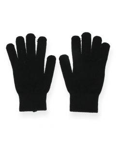 Zwarte handschoenen Buddy