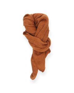 Bruine sjaal Pyron