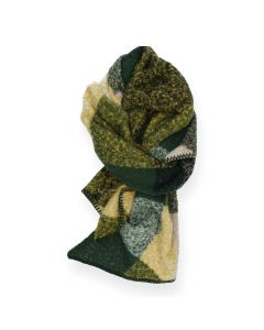 Multicolour sjaal Pyron