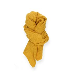 Gele sjaal Pyron