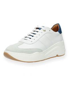Witte sneakers Abbie
