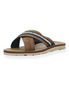 Bruine slippers Gene