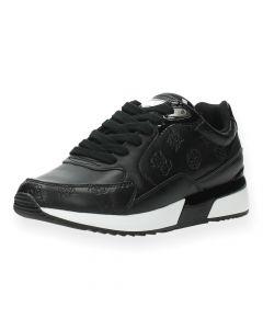 Zwarte sneakers Moxea 2