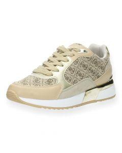 Beige sneakers Moxea