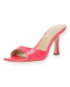 Felroze sandalen Seala