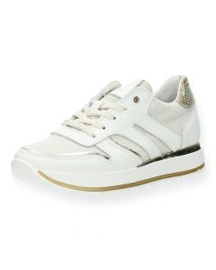 Witte sneakers Calipso