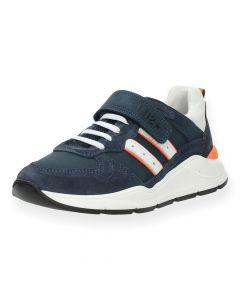 Blauwe sneakers Maximo