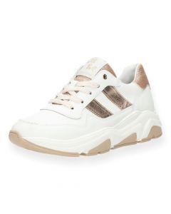 Witte sneakers Pilar
