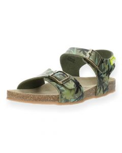 Groene sandalen Nepal 1