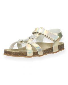 Gouden sandalen Remi 1
