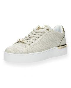 Beige sneakers Silvia