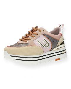 Roze multicolour sneakers Wonder