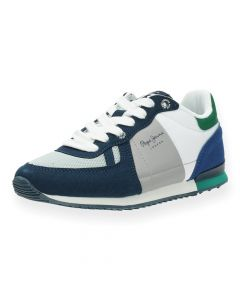 Blauwe sneakers Sydney Basic