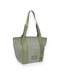 Kaki shopper
