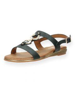 Petrol sandalen