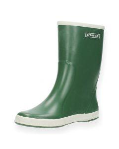 Groene regenlaarzen