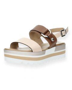 Multicolour sandalen