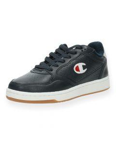 Donkerblauwe sneakers Delray