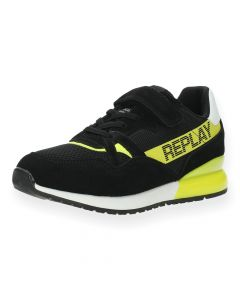 Zwarte sneakers Glazov