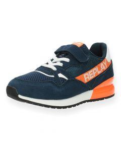 Blauwe sneakers Glazov
