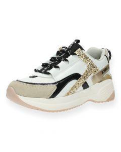 Witte sneakers Flys