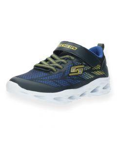 Blauwe sneakers Vortex Flash
