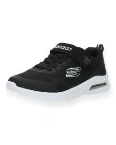 Zwarte sneakers Microspec