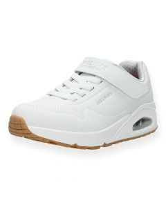 Witte sneakers Uno Air Blitz