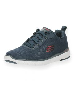 Blauwe sneakers Advantage