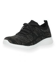Zwarte sneakers Salutations
