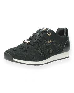 Zwarte sneakers Djaimy 2