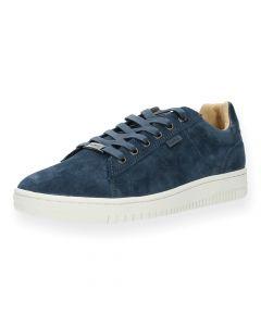 Blauwe sneakers Gino
