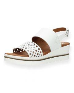 Witte sandalen Su