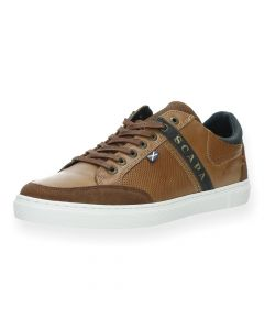 Bruine sneakers Bis