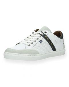 Witte sneakers Bis