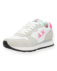 Witte sneakers Ally Solid