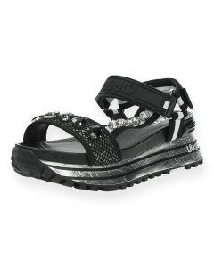 Zwarte sandalen M. Wonder
