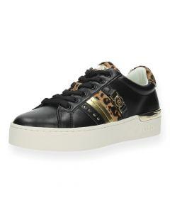 Zwarte sneakers Silvia 36