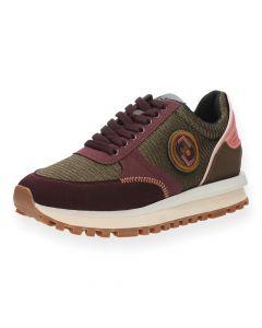 Bordeaux sneakers Wonder Up 01