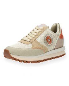 Beige sneakers Wonder Up 01