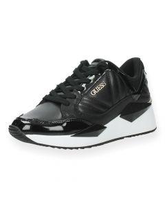 Zwarte sneakers Traves